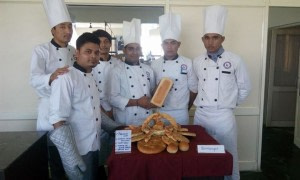 Bread making competition