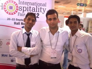 Intl. Hospitality Fair at Pragati Maidan