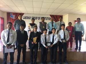 Shining Stars of LCHM College