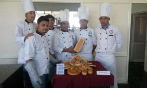 bread making at campus